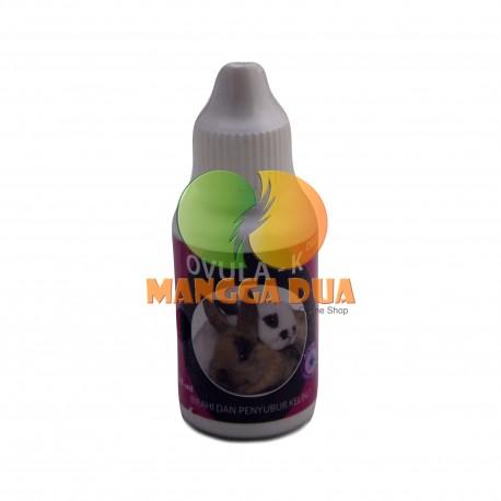 Ovula K Kelinci 30 ml Original - Obat Birahi dan Penyuburan Kelinci