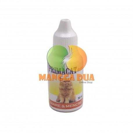 Prima Cat Drop 30 ml Original - Obat Diare Pada Kucing