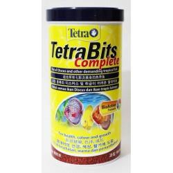Makanan Discus Tetra Bits / TetraBits Complete 93 gram Original - Makanan Ikan Discus Tropis